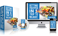 Get Prepped In 1 Trip To Walmart