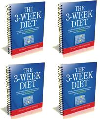 Brian Flatt 3 Week Diet