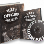 Tesla's OFF-GRID Generator Blueprints