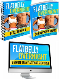 Andrew Raposo Flat Belly Overnight