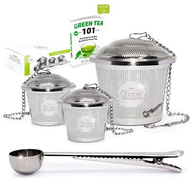 chefast premium tea infuser