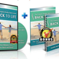Complete Healthy Back System Back To Life