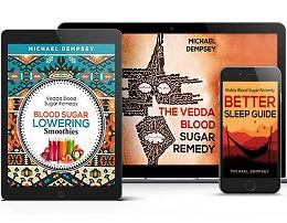 The Vedda Blood Sugar Remedy