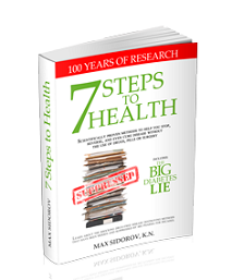 "7 Steps To Health And The Big Diabetes Lie"" Book Review"